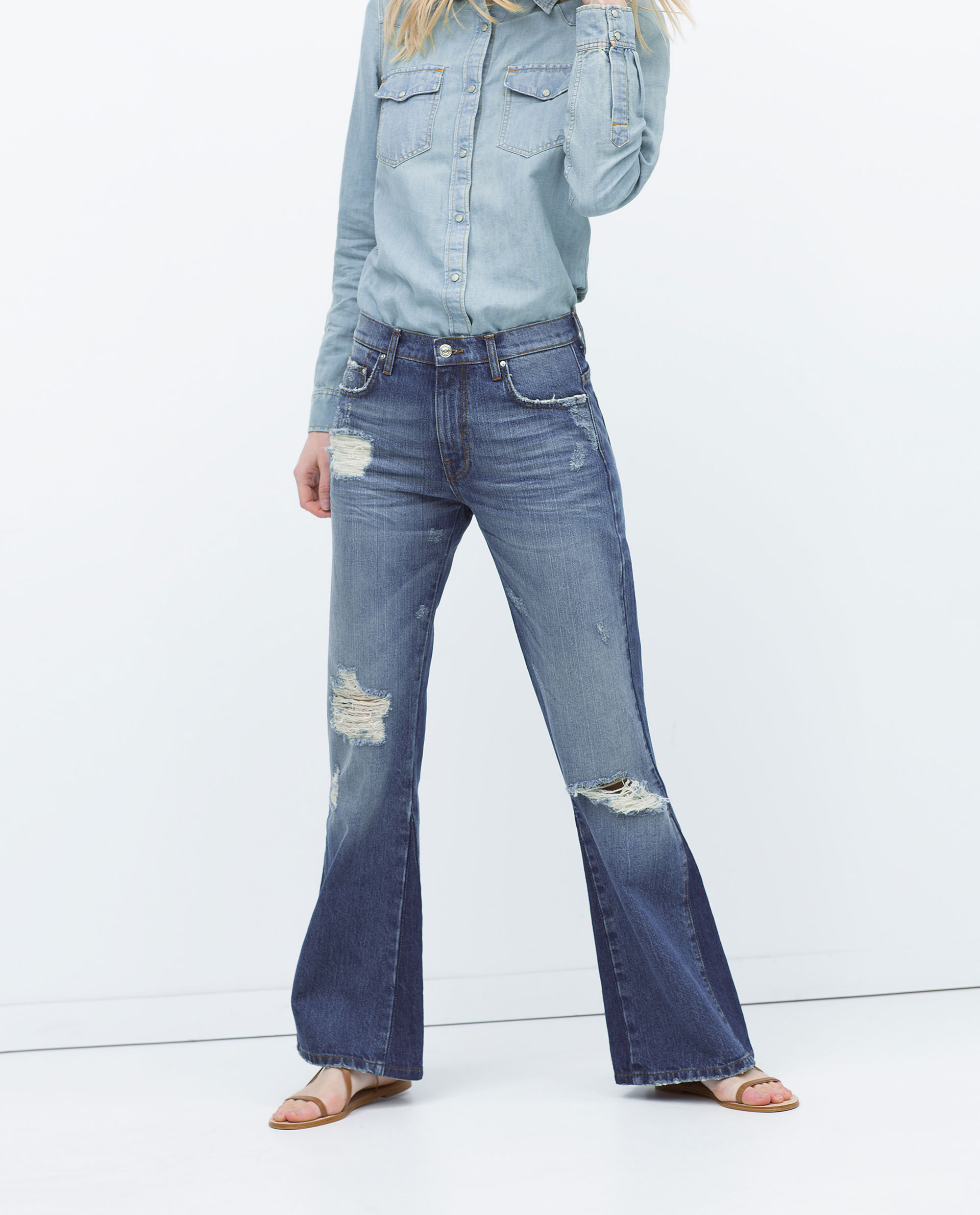 Distressed flared 70s jeans_4.jpg