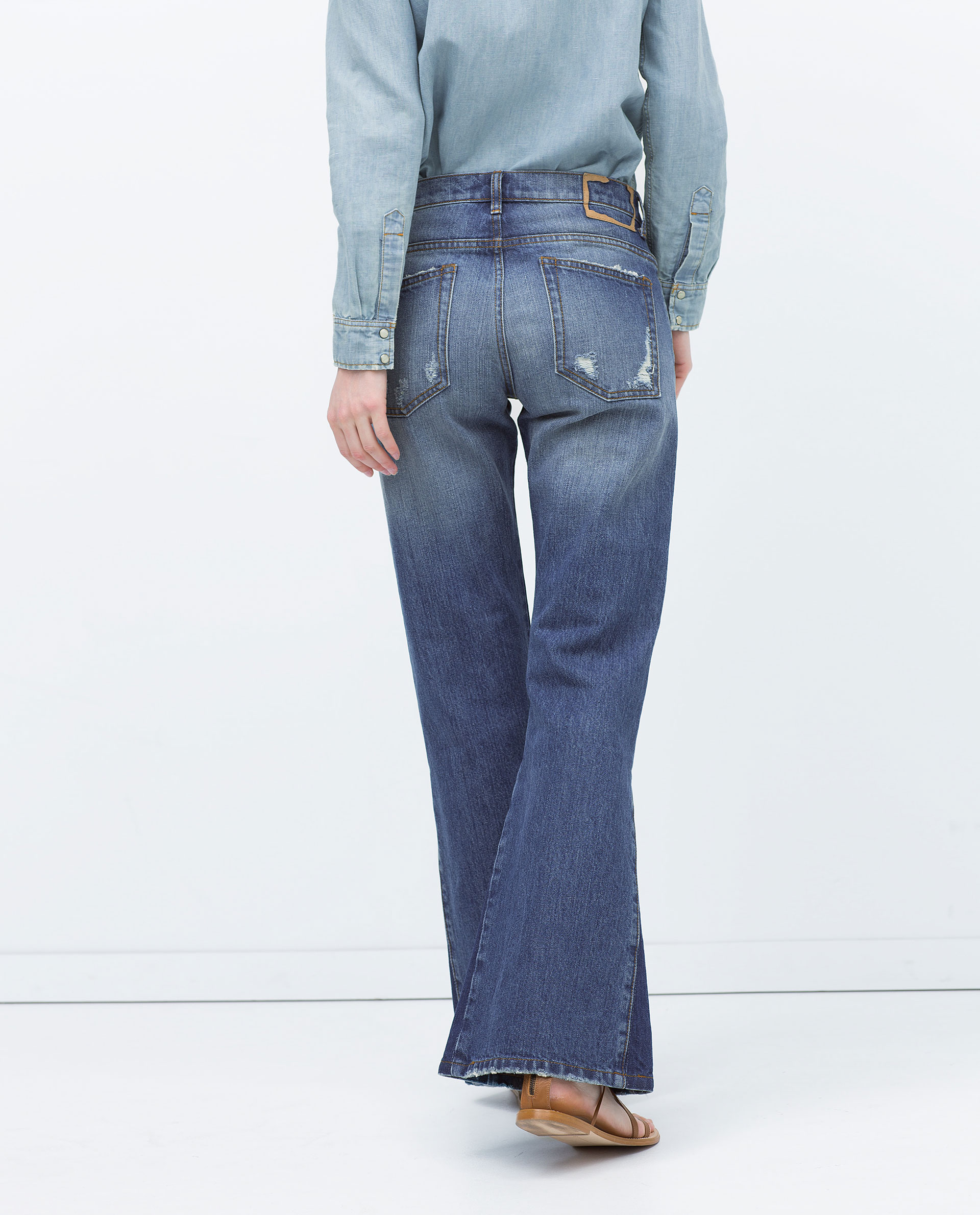 Distressed flared 70s jeans_5.jpg